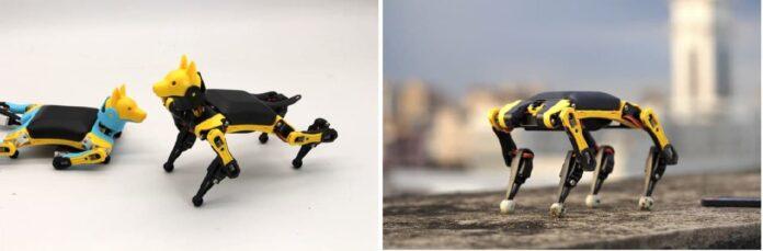 Новый хит на Indiegogo: миниатюрный робот-собака по цене среднего смартфона