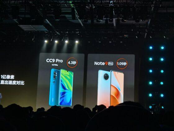 Камера Redmi Note 9 Pro