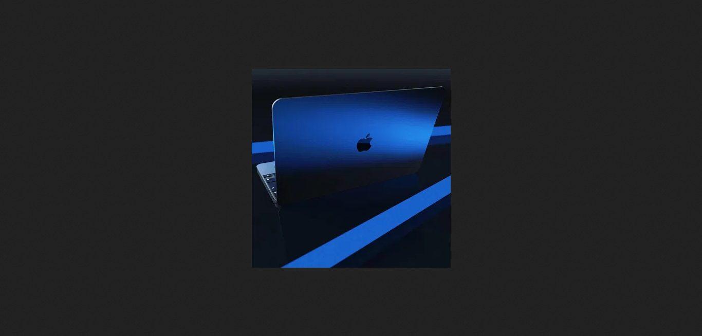 Снимки нового MacBook Pro утекли в Сеть