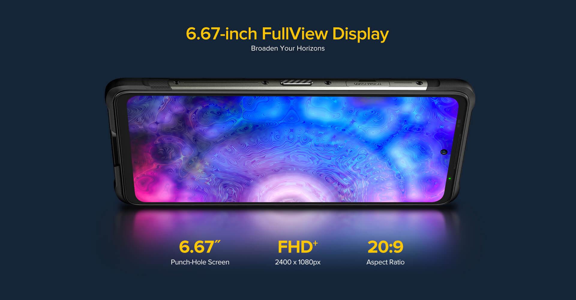 Представлен ударопрочный и доступный смартфон с поддержкой 5G