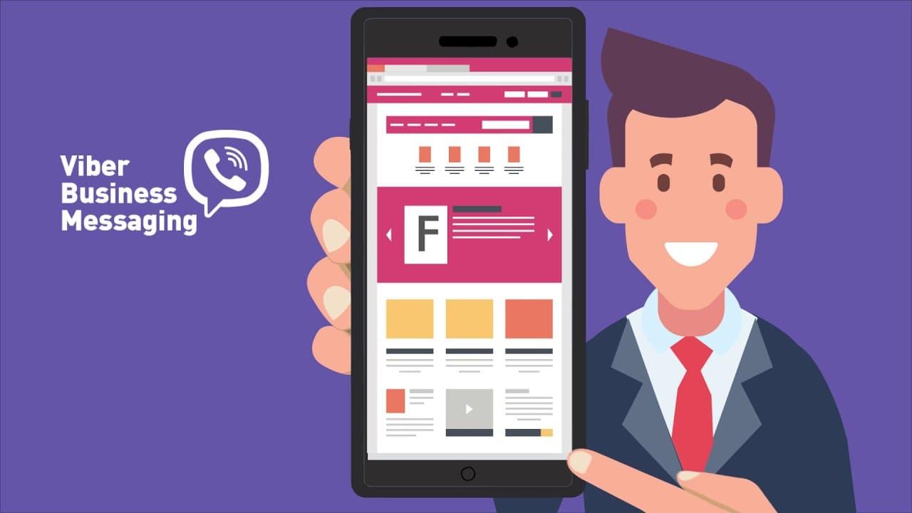 Выпущена бизнес-платформа Viber для предпринимателей