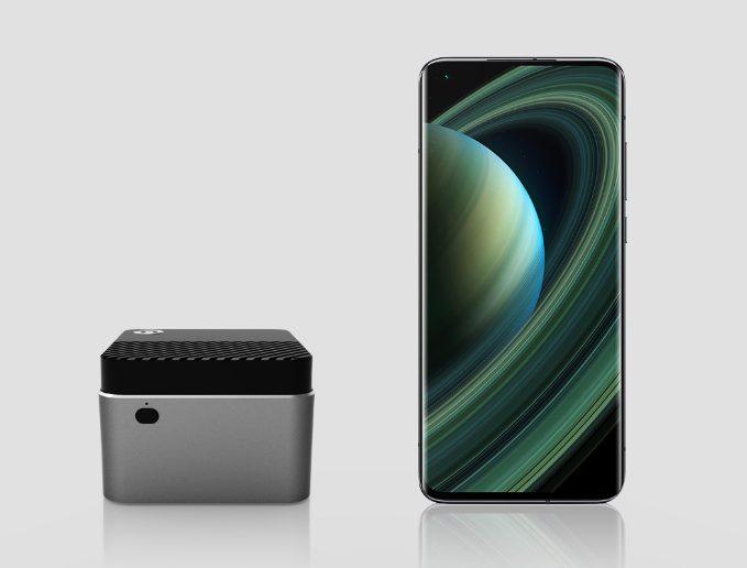 Xiaomi выпустила компактный ПК «Кубик Рубика»