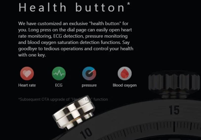 Zepp Z: новые часы Huami с внушительным перечнем функций