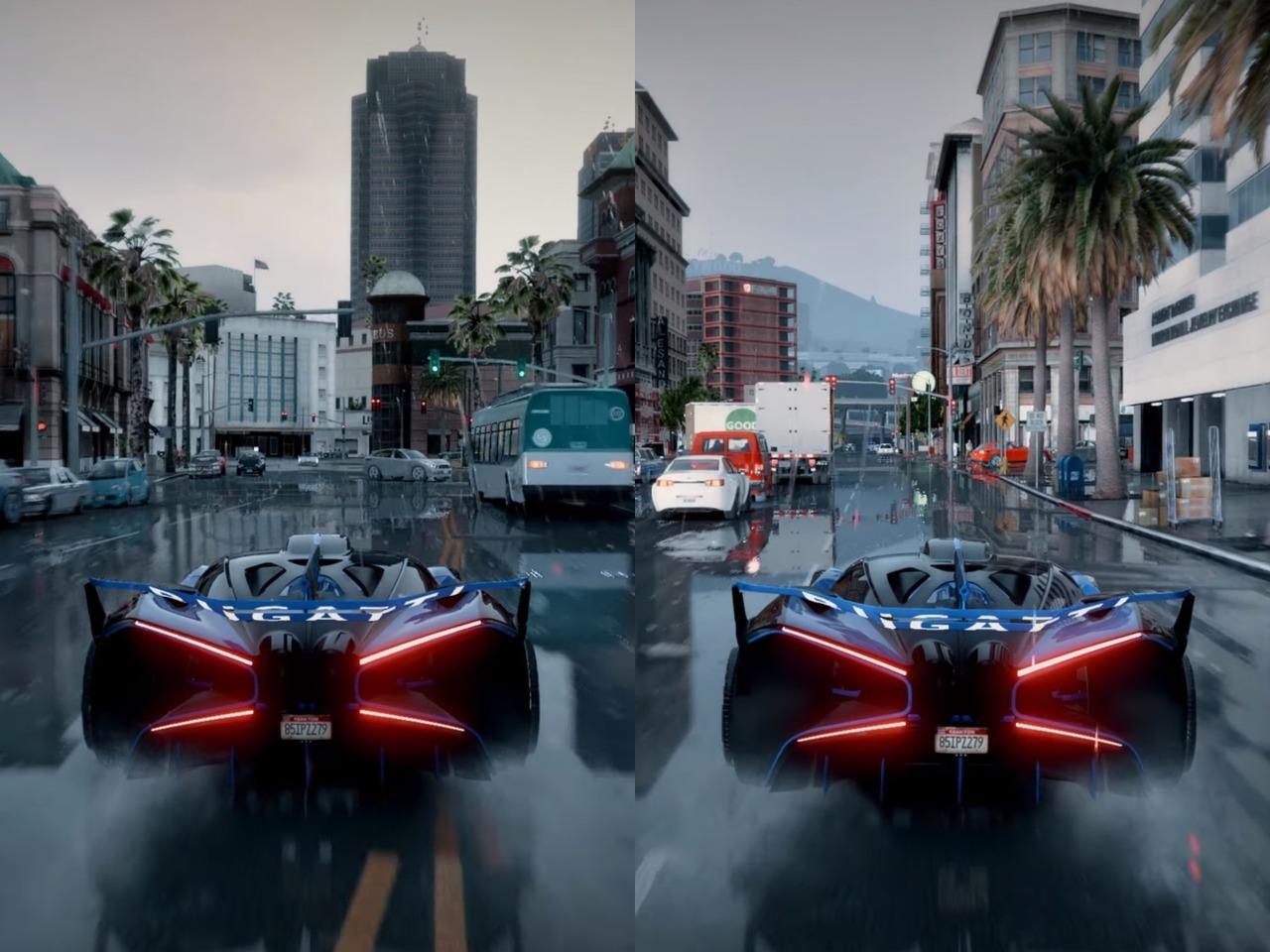 Демонстрация графики GTA 6 в GTA 5 Remastered впечатлила и ввела в заблуждение фанатов игры