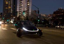Первый в мире электромобиль с запасом хода 1600 км