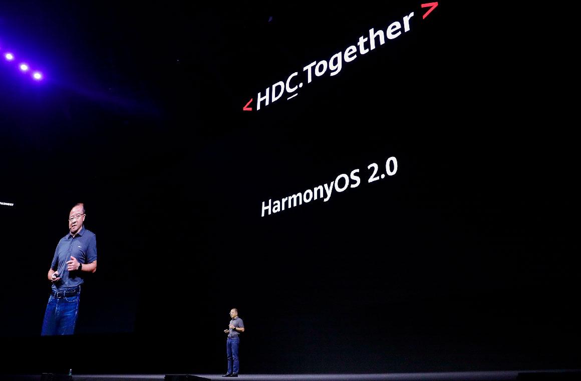 HarmonyOS 2.0 «прилетит» сначала на Huawei P50, а затем и на прочие аппараты бренда
