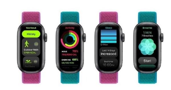 Концептуальный фитнес-трекер Apple появился в сети на изображениях