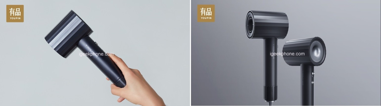 Новый компактный фен для волос от Xiaomi впечатлил мощностью, габаритами и ценой