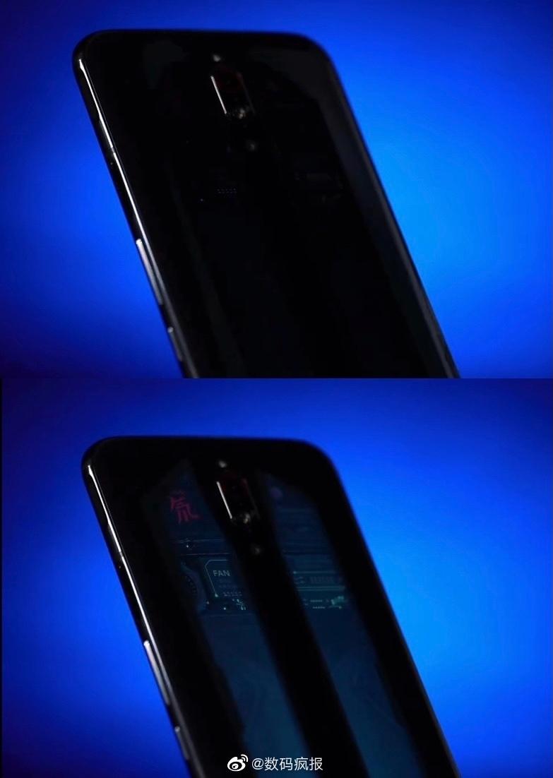 Новый игровой смартфон Nubia