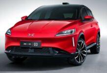 Электрокары китайской компании Xiaopeng Motors заполоняют Европу