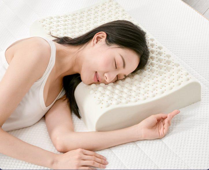 Новая массажная латексная подушка Xiaomi