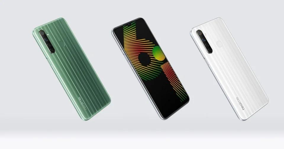Восемь лучших смартфонов 2020 года бюджетного и среднего класса - Realme 6i