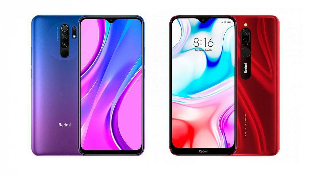 Восемь лучших смартфонов 2020 года бюджетного и среднего класса - Redmi 9