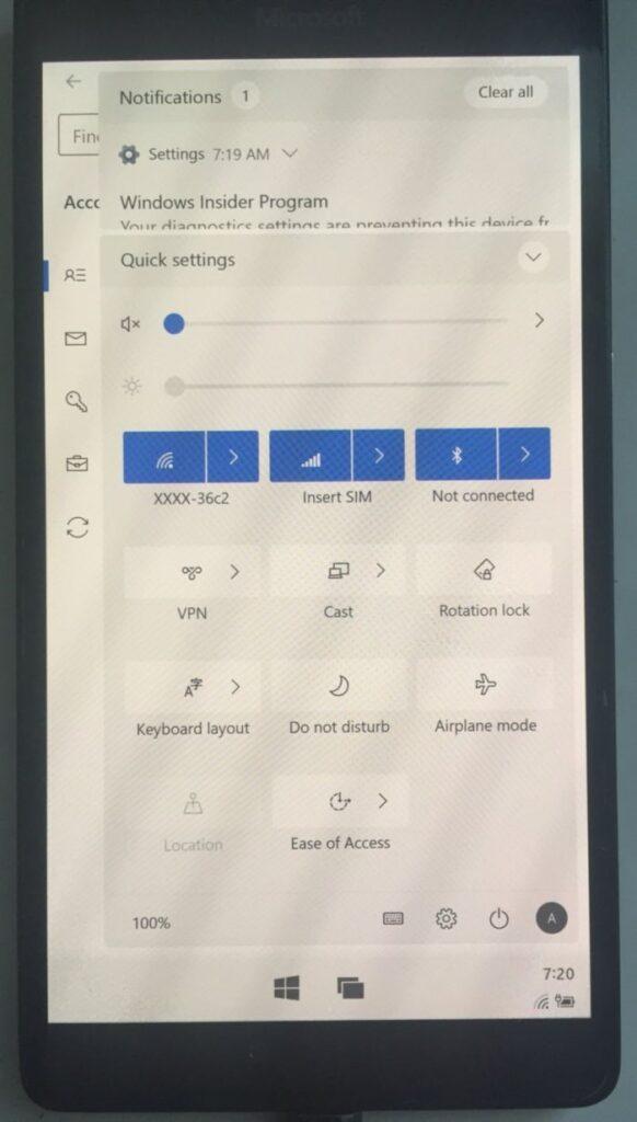 Windows 10X запустили на старом смартфоне Nokia
