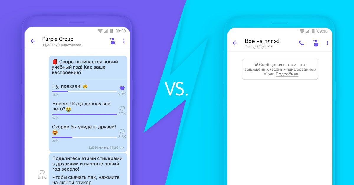 Завсегдатаи Viber-сообществ призывают отказываться от надоедливых групповых чатов