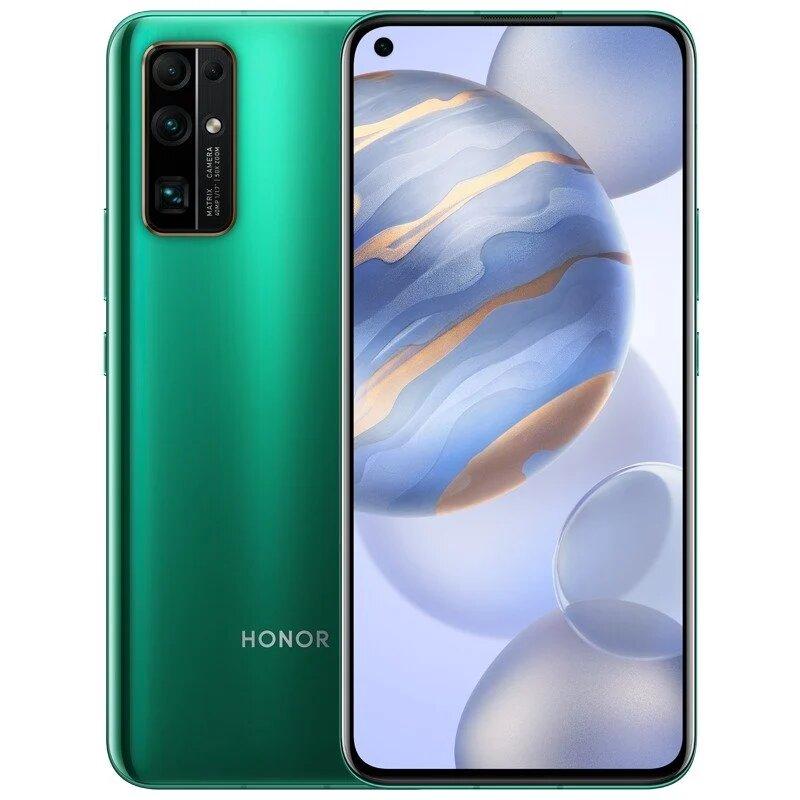 Опубликован рейтинг недорогих, но лучших по производительности смартфонов - Honor 30