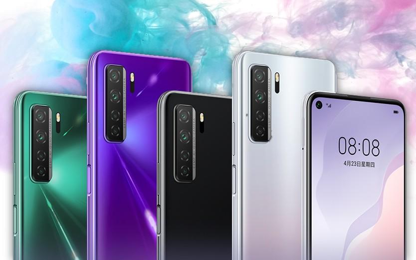 Опубликован рейтинг недорогих, но лучших по производительности смартфонов - Huawei Nova 7