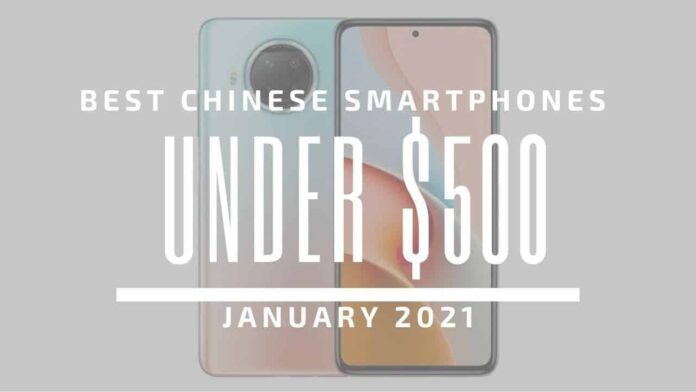 ТОП-5 лучших смартфонов 2020 года по цене до 500 долларов