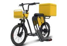 Представлен Smartron Tbike Flex – электрический велосипед для перевозки грузов