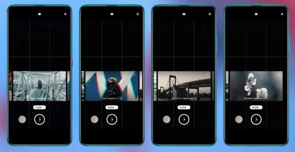 В MIUI 12.5 появится множество фишек для создания фотографий и видеороликов