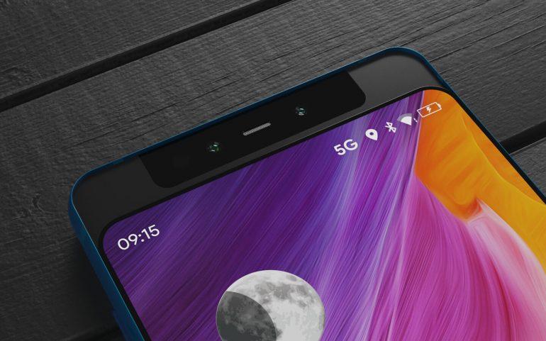 Xiaomi продолжает эксперименты с гибкими смартфонами
