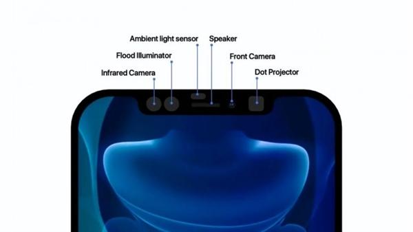 Концептуальное изображение iPhone 13 Pro