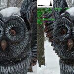 Снимок Realme 7 слева
