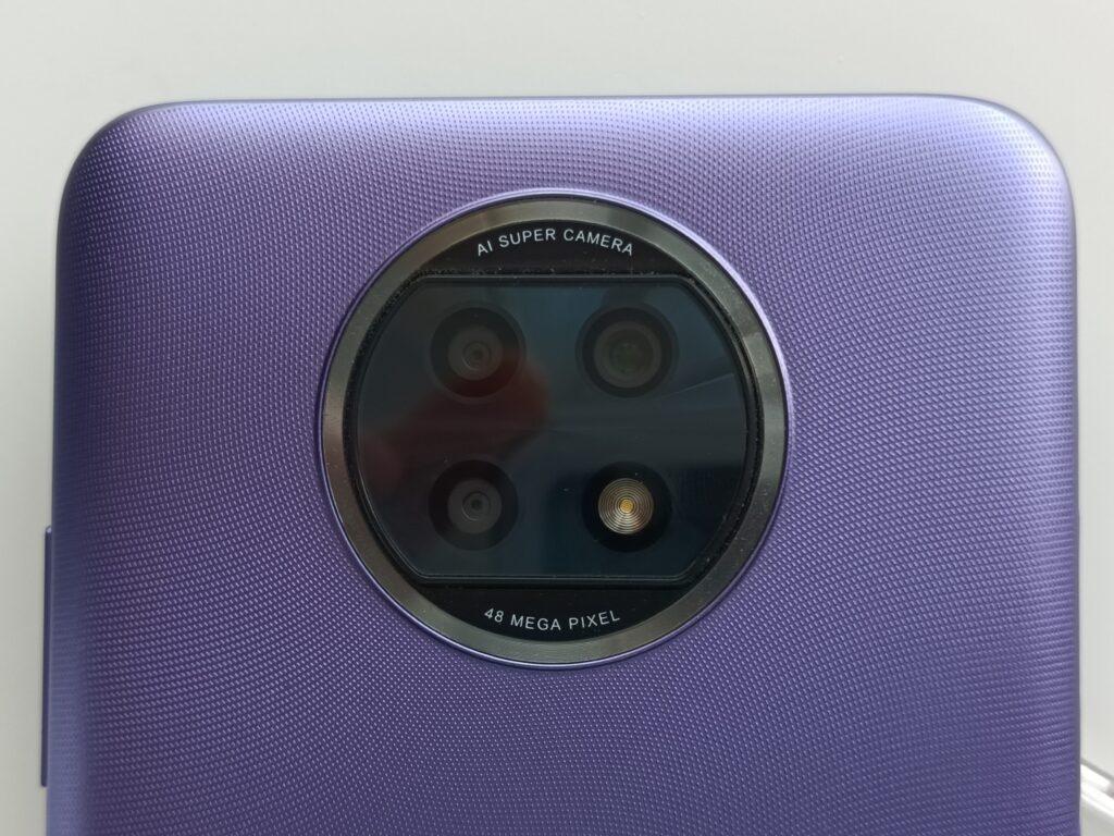 Модуль камеры Redmi Note 9T