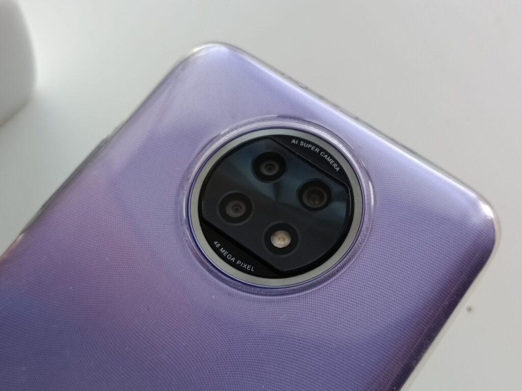 Модуль камеры в чехле
