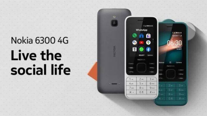 HMD Global представила кнопочный телефон Nokia с поддержкой WhatsApp, Facebook, YouTube и Google Assistant