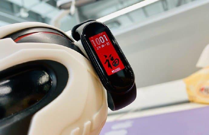 Фитнес-браслет Xiaomi Mi Band 5 получил несколько улучшений