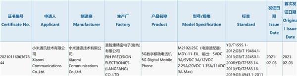 Xiaomi выпустит улучшенную версию Mi 10