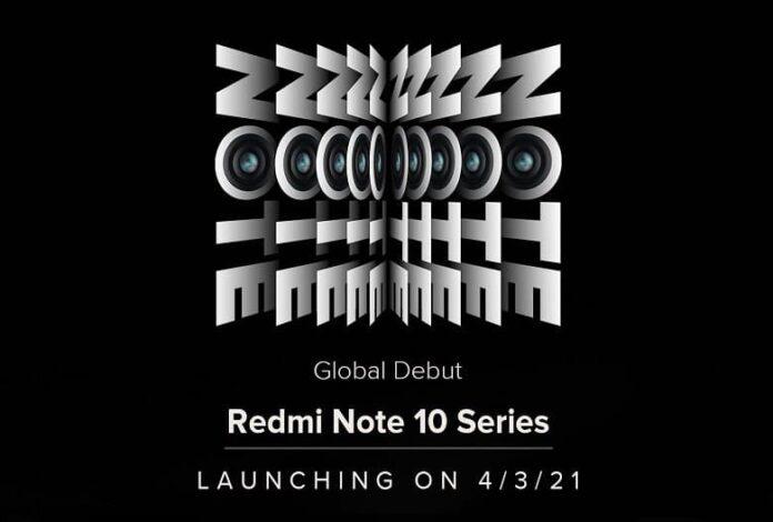 В сети появилось изображение коробки от Redmi Note 10 Pro