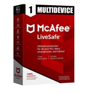 LiveSafe (McAfee)