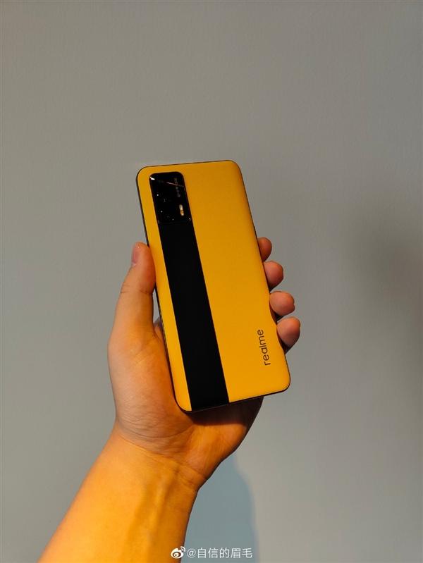 Телефон Realme GT