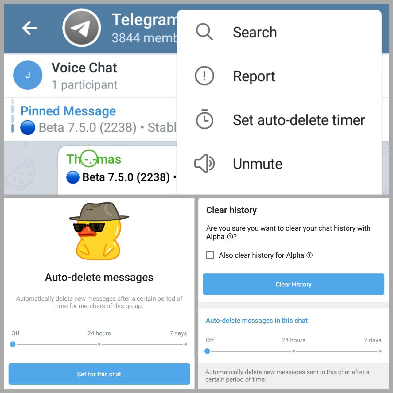 В Telegram появятся долгожданные виджеты и ещё ряд интересных фишек