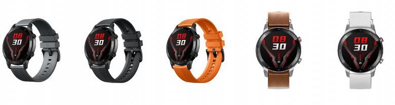 Производитель мощных игровых смартфонов Nubia презентовал первые часы собственной разработки