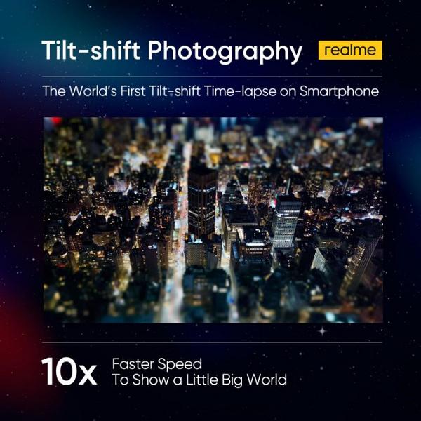 Производитель рассказал о возможностях Realme 8 Pro с камерой на 108 Мп