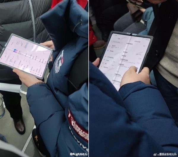 Первый мобильный телефон Xiaomi со сгибающимся экраном