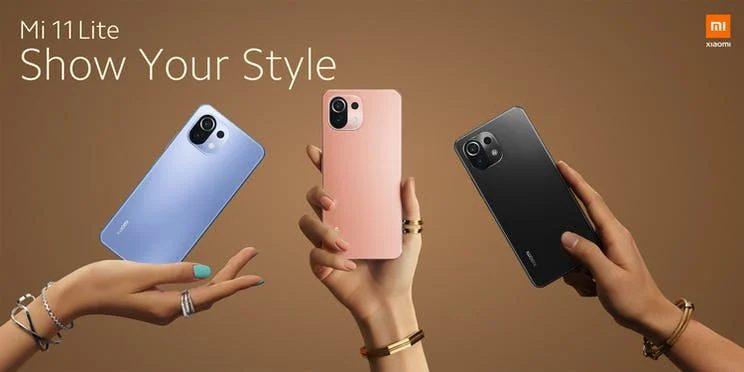 Xiaomi Mi 11 Lite дебютировал в Украине по сниженной цене