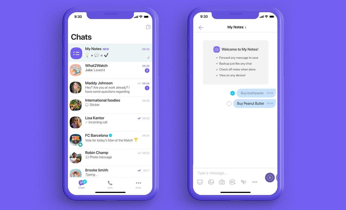 Viber позаимствовал у Telegram важную для многих опцию