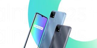 Realme представила дешёвый смартфон с ёмким аккумулятором