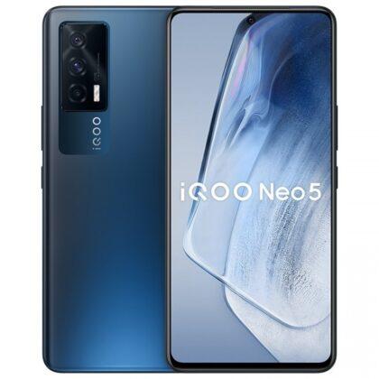 iQOO Neo 5 стал достойным конкурентом для Xiaomi Redmi K40