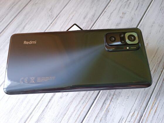 Задняя панель Redmi Note 10 Pro