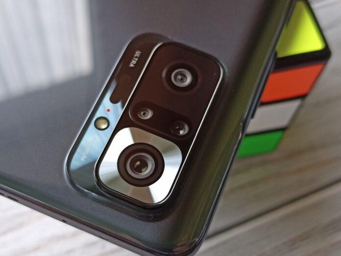 Модуль камеры Redmi Note 10 Pro