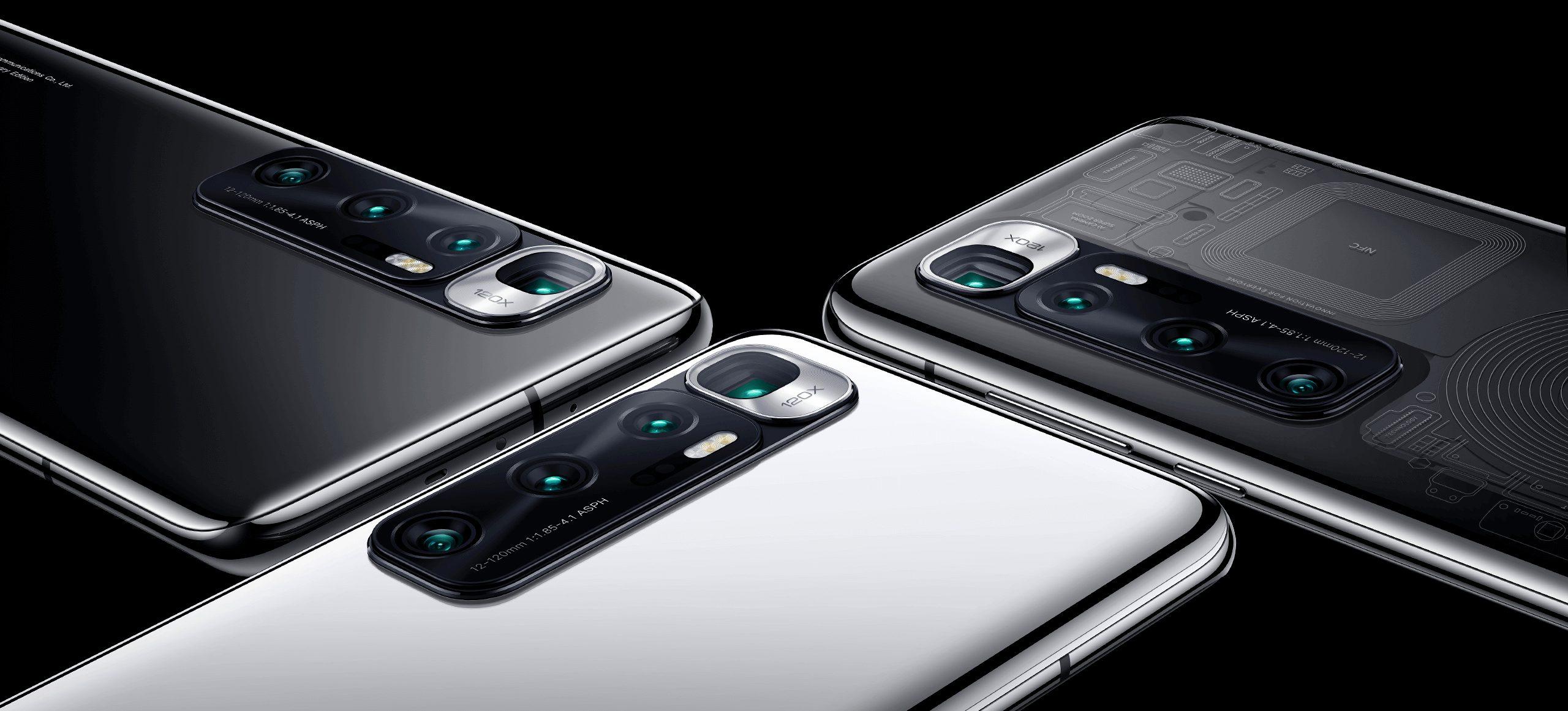 Xiaomi Mi 10 Ultra сильно упал в цене – Snapdragon 865, уникальная камера, NFC, 120-Гц дисплей OLED и 120-Вт зарядка со скидкой 150 долларов
