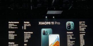 Представлен Xiaomi Mi 11 Pro