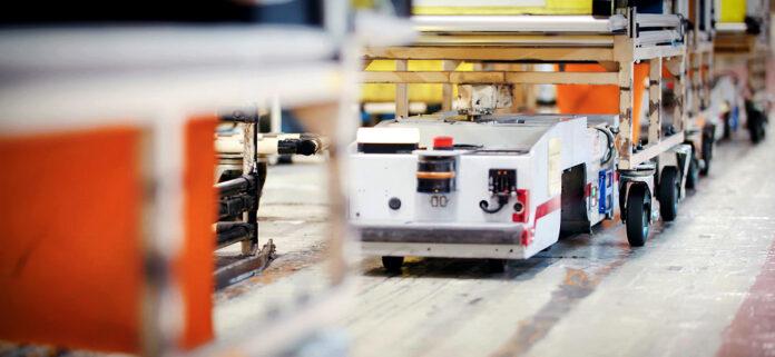 Nissan будет устанавливать старые аккумуляторы из автомобилей в роботов
