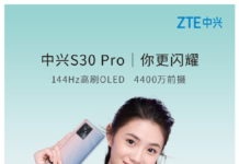 Смартфон ZTE S30 Pro