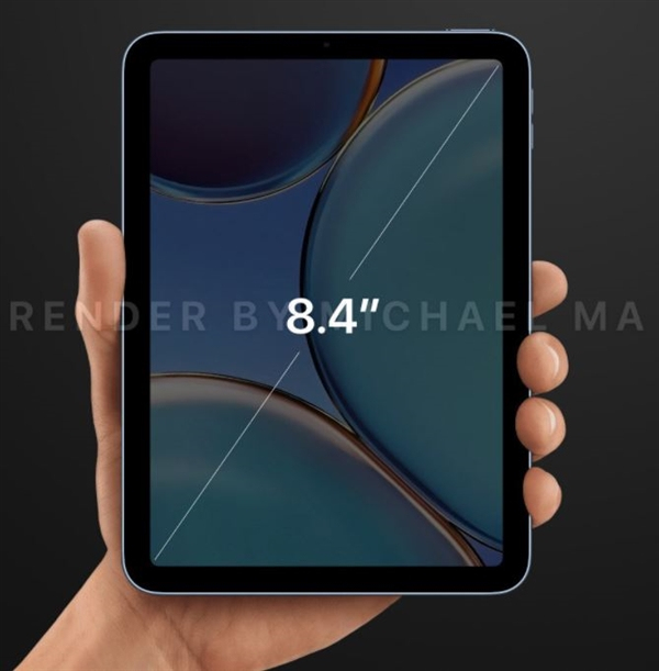 Экспозиция iPad mini 6